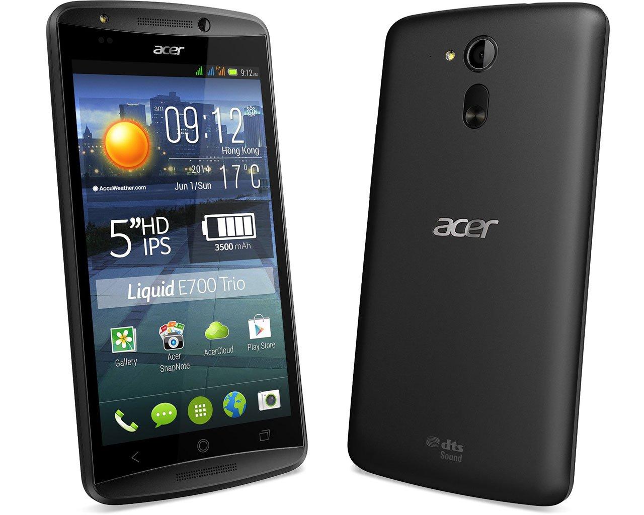 Acer E700 Liquid