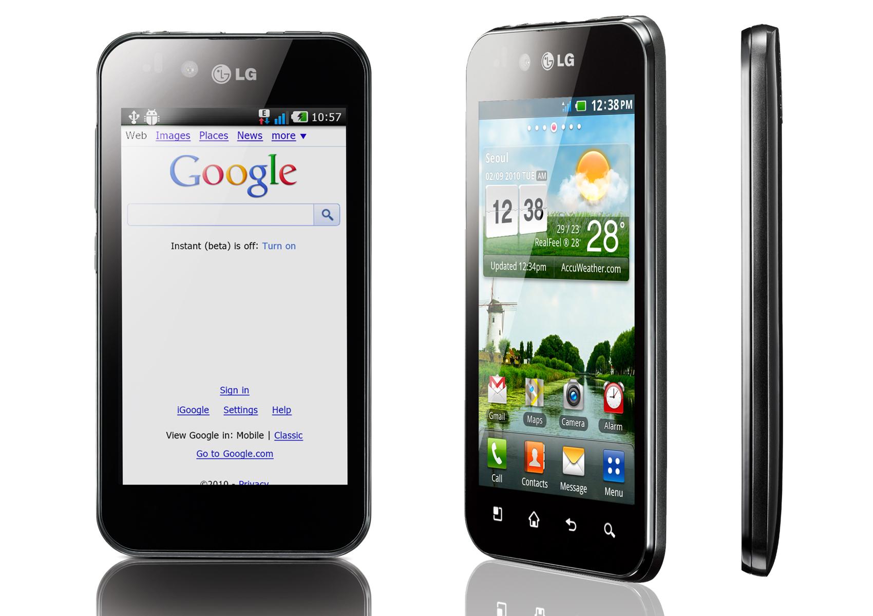 LG P950