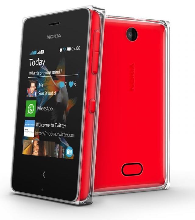 Nokia 502