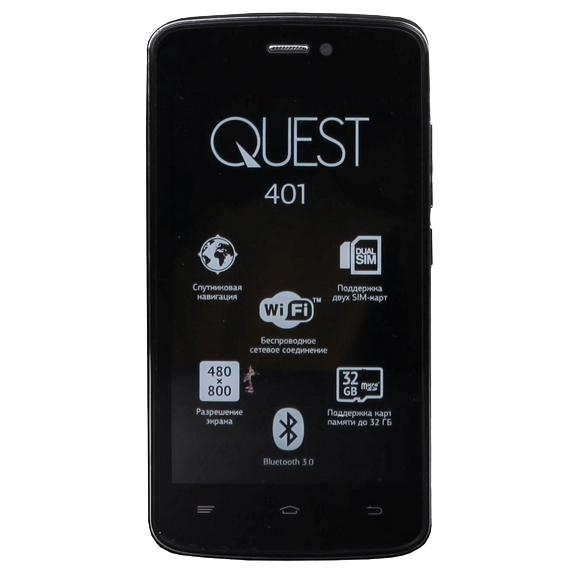 Qumo Quest 401