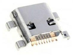 Разъемы зарядки (Charge connector)