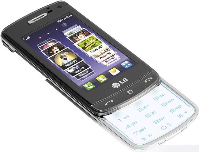 LG GD900/GC900