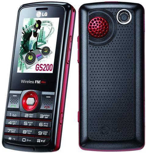 LG GS200/GS205